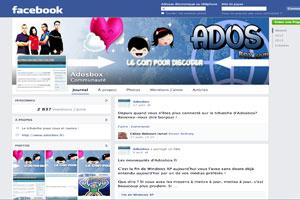 Page fan Adosbox
