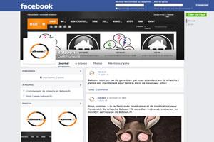 Baboon Fan page